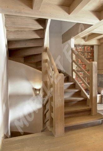 Escaliers - Habillage sous escalier ...